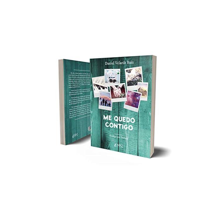 Reseña del libro Me quedo contigo de Daniel Velarde