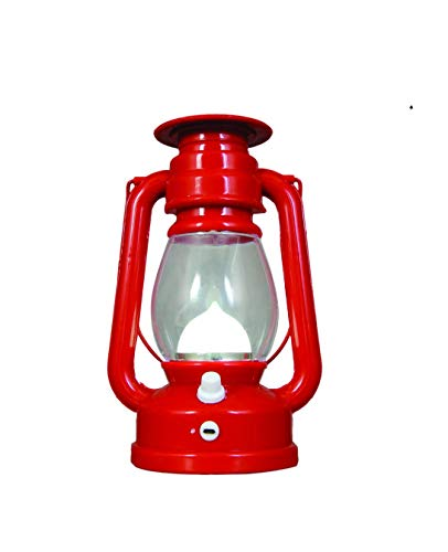 DNEXT – LED Solar Lantern Emergency Light – Rechargeable, Portable – Travel Camping Lantern | Hanging Study Lamp- Made…