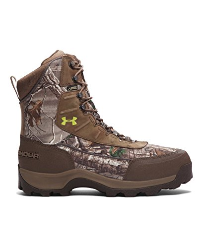 Cheapest Price! Under Armour Men's UA Brow Tine Hunting Boots - 1200g