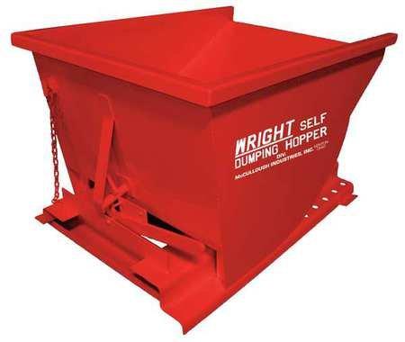 (Self Dumping Hopper, 4000 lb.,)