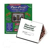 Pro-pest Clothes Moth Trap 3 Packs (6 Traps)