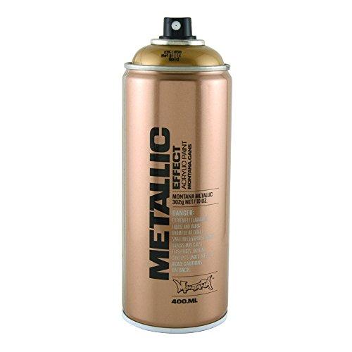 Montana Effect Metallic Gold (Nitro Gloss)
