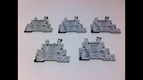 Allen Bradley 700-Hlt1z - Pack Of 5 - Series A Terminal Block Relay, 700-Hlt1z - Pack Of 5 - Series A