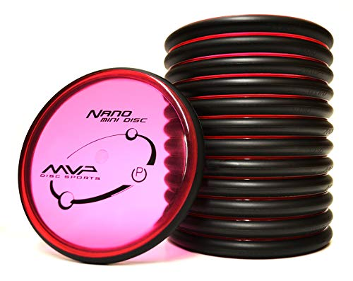 MVP Disc Sports Nano Proton Disc Golf Mini (32g / Colors May Vary) (Disc Marker)