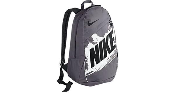 7c3c66d5c Nike Classic Turf BP Mochila, Hombre, Gris/Blanco/Negro, Talla Única:  Amazon.es: Ropa y accesorios