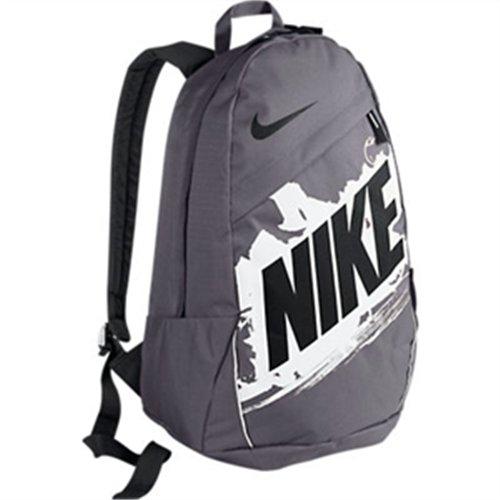 Nike Classic Turf BP Mochila, Hombre, Gris/Blanco/Negro, Talla Única: Amazon.es: Ropa y accesorios
