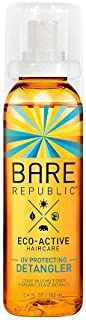 product image for Bare Republic Eco-Active Hair Care UV Protecting Detangler, 3.4 Ounce