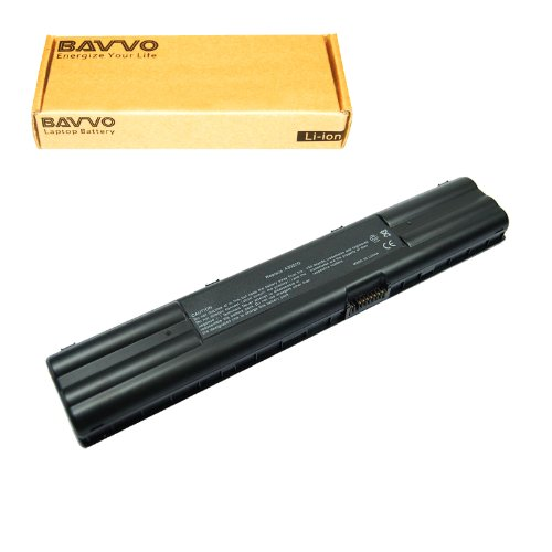 Bavvo 8-Cell Battery for ASUS Z91N
