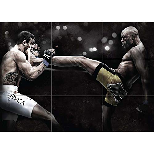 Doppelganger33 LTD Anderson DA Silva The Spider Mixed for sale  Delivered anywhere in USA