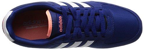 Azul de Interior W Racer Zapatillas para adidas Mujer Blue Deporte City FHxaq1ywU