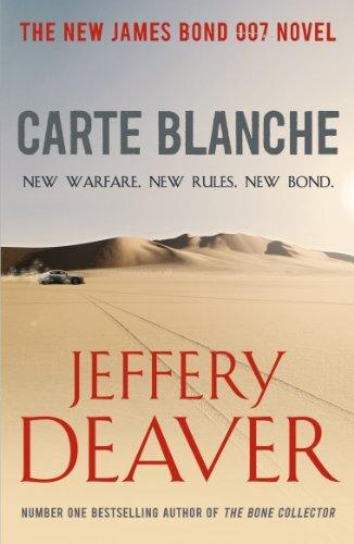 Carte Blanche: A James Bond Novel (English Edition)