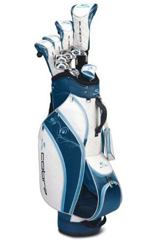 Amazon.com : New Cobra Golf - Ladies Sapphire Complete Set ...