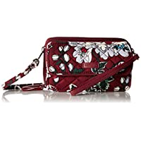 Vera Bradley Iconic RFID All in One Crossbody,  Signature Cotton, One Size