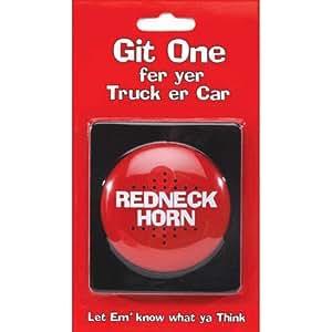 Redneck Horn - 'Git One Fer Yer Car or Truck