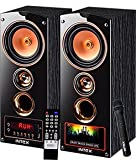 Intex IT-7500 SUFB 2.0 Channel Multimedia Tower Speakers