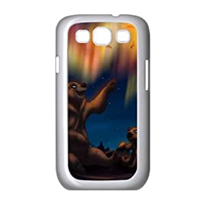 Brother Bear Samsung Galaxy S3 9 Cell Phone Case White Gift pjz003_3328044