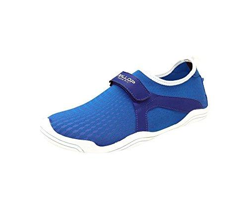 Ballop Men s Spandex/ Polymesh Typhoon Water Shoes L Size(M US 8-8.5) Blue