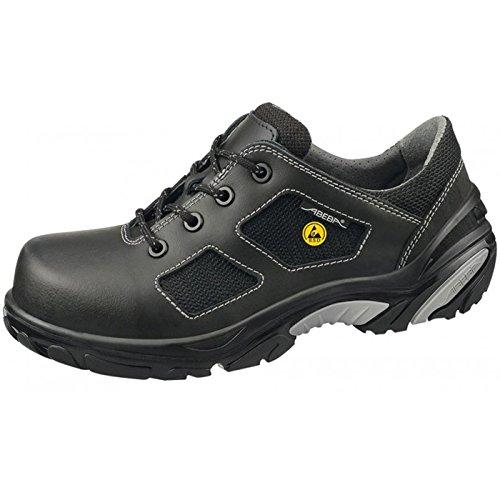 Abeba 34711-46 Crawler zapatillas de seguridad baja ESD, talla 46, color negro
