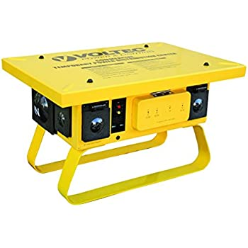 Coleman Cable 01972 3r 02 Temporary Power Distribution Box