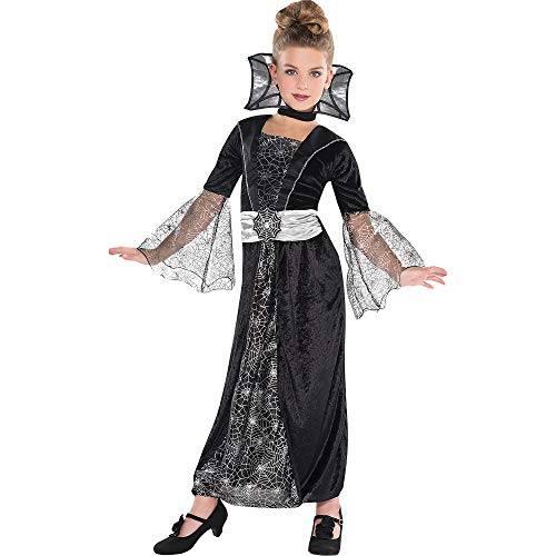 Spider Queen Costumes For Kids - Suit Yourself Dark Countess Costume for