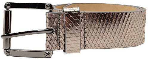 - Vince Camuto Womens Silver 41mm 1.5