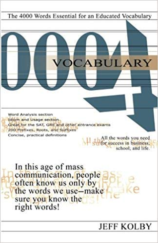 [1889057568] [9781889057569] Vocabulary 4000-Paperback