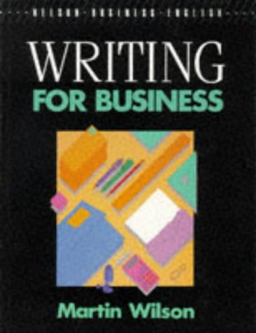 Writing for Business Pb
