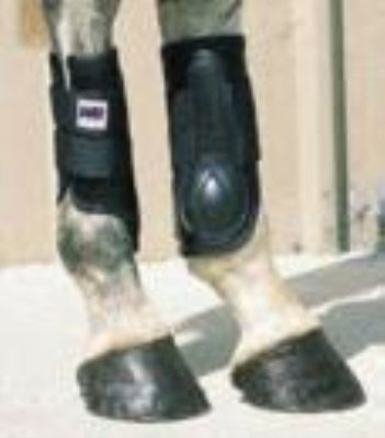 - Roma Form Fit Hind Boots - Set of 2