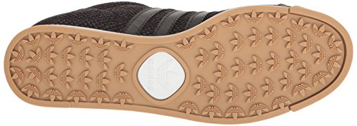 Adidas Originali Mens Samoa Tex Moda Sneakers Utility Black Utility Black Gum