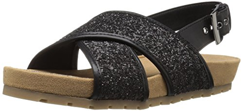 Sandal Women's US Combo Platform 5 Competition Black Taupe Aerosoles Combination M CgBqwBt