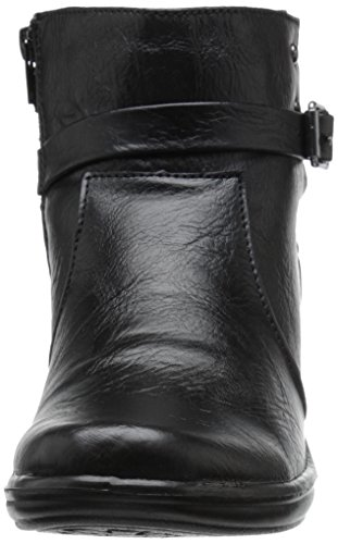 Carson Boot Street Black Women's Easy E1xT6wgqn