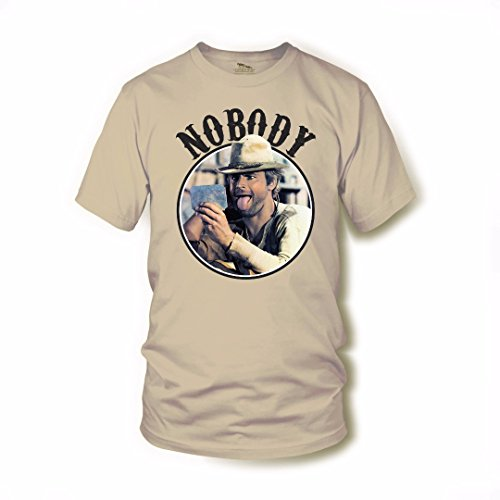 Terence Hill T-Shirt Nobody (Sand)