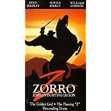 Zorro's Fighting Legion: Golden God & Flaming Z