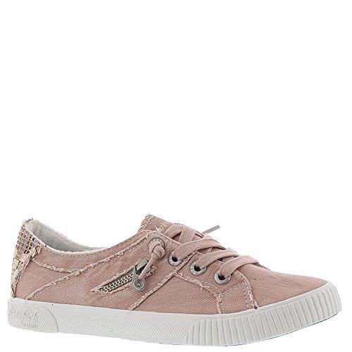 Blowfish Fruit Dirt Pink Smoked/NAT Weave Womens Sneakers Size 6.5M