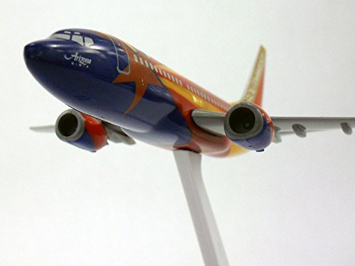 Boeing 737-300 Southwest Airlines Arizona One 1/200 Scale Model # ABO-73730H-402