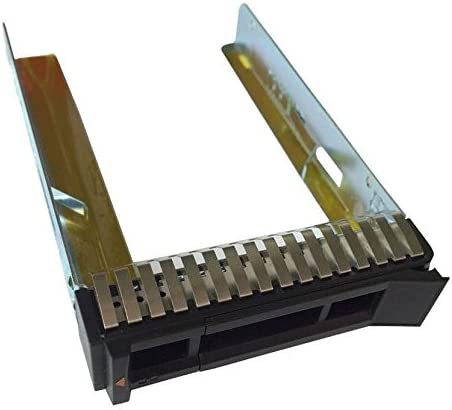 00E7600 L38552 X3550 M5 StorageTekPro/® 2.5 SFF Drive Tray Caddy for IBM//Lenovo X3650 M5 X3250 M5 X3950 X6 X3850 X6
