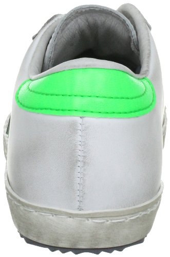 Nat-2 SASH Damen Fashion Sneakers Weiss (white green)