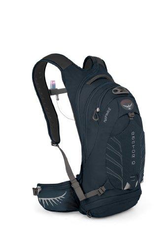 Osprey Men's Raptor 10 Hydration Pack, Black, One Size, Outdoor Stuffs