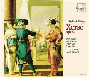 Cavalli: Xerse by Harmonia Mundi France