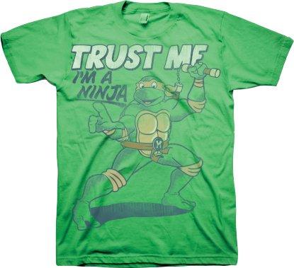TMNT Teenage Mutant Ninja Turtles Trust Me I'm