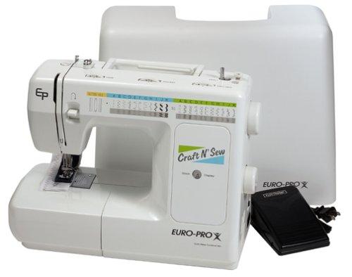 amazon com euro pro 7500xh craft n sew rh amazon com Omega Sewing Machine Company Euro-Pro Sewing Machine Manual