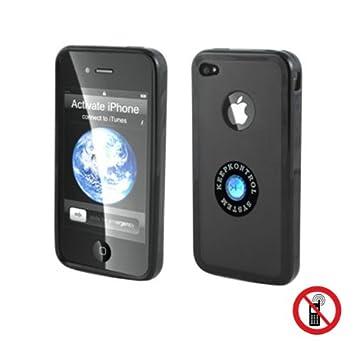 Keepkontrol - Inhibidor de ondas electromagnéticas para teléfonos móviles (adhesivo): Amazon.es: Electrónica