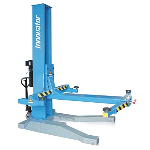 Generic car lift it8812 color blue vehicle lifts hoists for Ponte sollevatore auto 220v