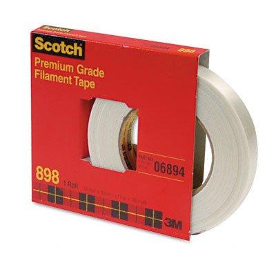 (Scotch : 898 Premium Grade Filament Tape, 3/4