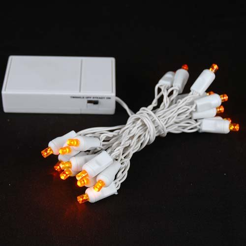 Novelty Lights Battery Operated Christmas