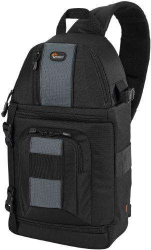 Pack 200 Digital Slr Fast Lowepro Backpack - Lowepro Slingshot 202 DSLR Sling Camera Bag