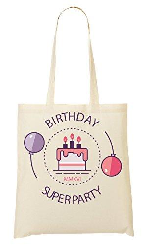 À Supper Party Provisions Sac Tout Fourre CP Sac Birthday xHqS5w70PZ