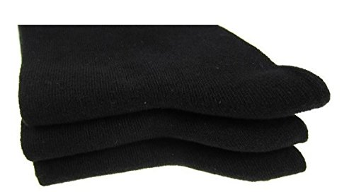 10PCS=5 pairs mens dress socks plus large big size 44, 45, 46, 47, 48, business socks calcetines (black, white, dark gray, light gray) at Amazon Mens ...