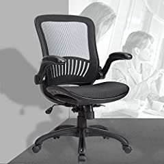 Our new office mesh chair have ergonomic 2-to-1 synchro & lumbar support style, Beautiful generous and strong practicability. A sharply designed Nylon frame braces a mesh screen back that delicately cradles the curves of your spine with b...