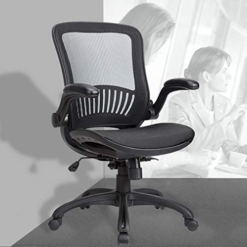 Office Chair Ergonomic Desk Chair Mesh Computer Chair with Lumbar Support High Back Adjustable Rolling Swivel Chair for Home Office